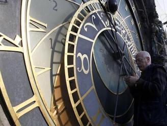 Ajuste del Reloj Astronómico de Praga