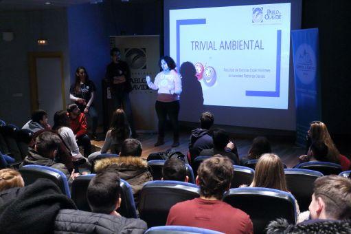 Inauguración del Trivial Ambiental